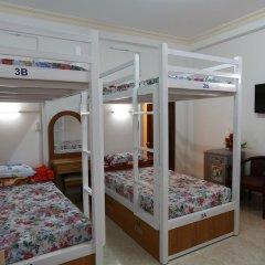 Отель Little Dalat Diamond 2* Кровать в общем номере фото 8