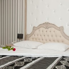Отель Karat Inn Стандартный номер с различными типами кроватей фото 3