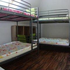 Хостел Кислород O2 Home Кровать в общем номере фото 40