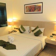 Отель Icheck Inn Nana 3* Улучшенный номер фото 4