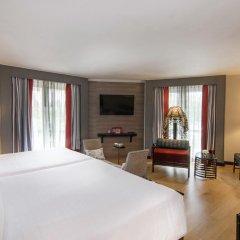 Отель Siam Bayshore Resort Pattaya 5* Люкс повышенной комфортности с различными типами кроватей фото 12