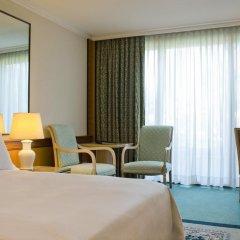 Le Meridien Dubai Hotel & Conference Centre 5* Номер Делюкс с разными типами кроватей фото 5