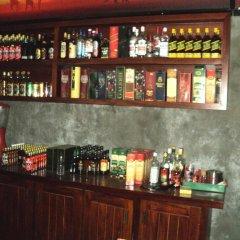 Отель Leopard Den гостиничный бар