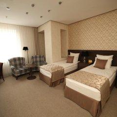 Гостиница Best Western Plus СПАССКАЯ 4* Номер Комфорт двуспальная кровать фото 3