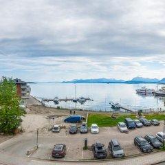 Thon Hotel Harstad пляж фото 2