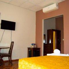 Hotel Antigua Comayagua 3* Стандартный номер с различными типами кроватей фото 4