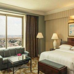 Sheraton Amman Al Nabil Hotel комната для гостей фото 4