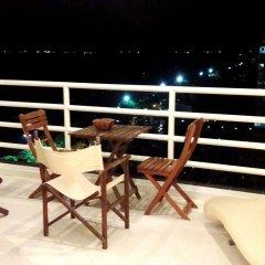 Апартаменты Studio Veiwtalay 7 Паттайя балкон