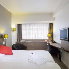 Thon Hotel Brussels City Centre 4* Стандартный номер с разными типами кроватей фото 2