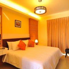 Отель Phuket Jula Place 3* Стандартный номер с различными типами кроватей фото 10