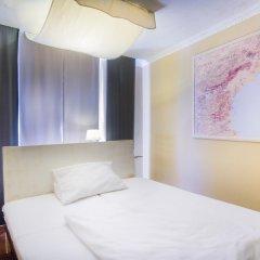 Отель Villa St. Tropez 4* Стандартный номер фото 4