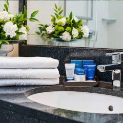 Отель Crown Piast 5* Апартаменты с различными типами кроватей фото 2
