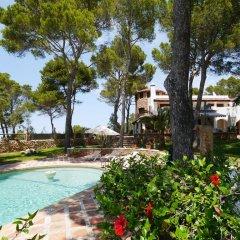 Отель Villa Colina Ibiza бассейн