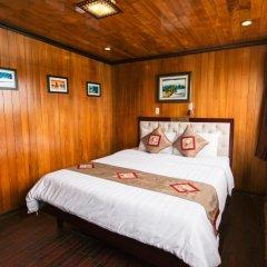 Отель Majestic Halong Cruise 3* Номер Делюкс с двуспальной кроватью фото 9