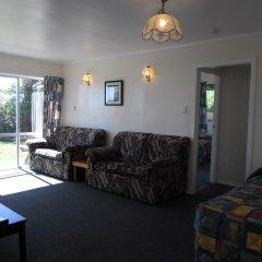 Отель Greymouth KIWI Holiday Parks & Motels 2* Апартаменты разные типы кроватей фото 2