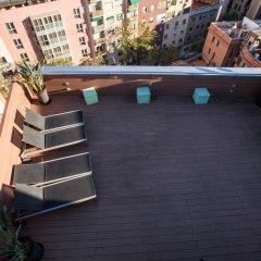 Leonardo Boutique Hotel Barcelona Sagrada Familia балкон