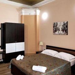 Бутик-отель Корал 4* Стандартный семейный номер с двуспальной кроватью фото 4