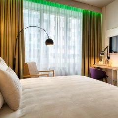 NYX Hotel Milan by Leonardo Hotels Стандартный номер с двуспальной кроватью фото 9