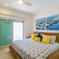 Отель Papaya 15 Apartments Мексика, Плая-дель-Кармен - отзывы, цены и фото номеров - забронировать отель Papaya 15 Apartments онлайн комната для гостей фото 3