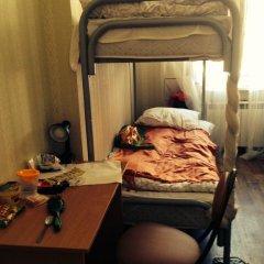 Хостел Актив Кровать в общем номере с двухъярусной кроватью фото 12