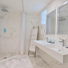 Hotel La Villa Nice Promenade ванная фото 11
