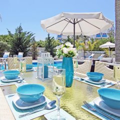 Отель Villa Adonia Кипр, Протарас - отзывы, цены и фото номеров - забронировать отель Villa Adonia онлайн бассейн фото 3