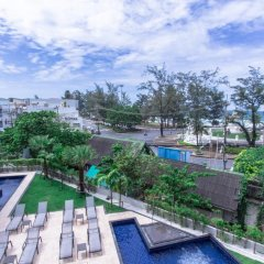 Отель Sugar Marina Resort - ART - Karon Beach 4* Номер Делюкс с двуспальной кроватью фото 7
