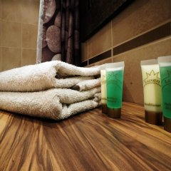 Отель Hilltop Apartments - City Centre Эстония, Таллин - отзывы, цены и фото номеров - забронировать отель Hilltop Apartments - City Centre онлайн ванная