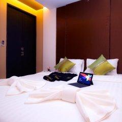 Отель Hamilton Grand Residence 3* Люкс с различными типами кроватей фото 14