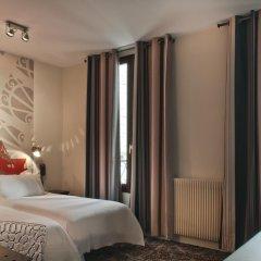 Отель Hôtel Alpha Paris Tour Eiffel by Patrick Hayat 3* Стандартный номер с различными типами кроватей фото 7