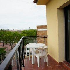 Adia Hotel Cunit Playa балкон