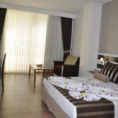 Отель Diamond Club Kemer 3* Стандартный номер с различными типами кроватей фото 2