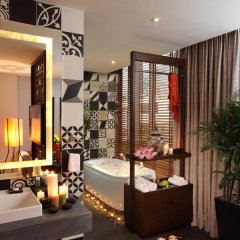 Silverland Sakyo Hotel & Spa 4* Номер Делюкс фото 22