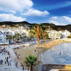 Отель Casa de la Playa Tamesís 12 пляж