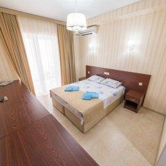 Гостиница Atrium Lux 3* Номер Делюкс с двуспальной кроватью фото 9