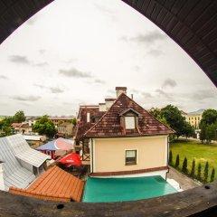 Гостиница U Dominicana Украина, Каменец-Подольский - отзывы, цены и фото номеров - забронировать гостиницу U Dominicana онлайн балкон