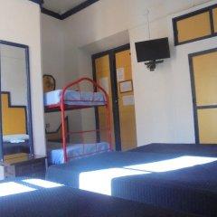 Отель Pension Nuevo Pino Стандартный семейный номер с различными типами кроватей фото 2