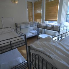 Barkston Rooms Earl's Court (formerly Londonears Hostel) Кровать в общем номере с двухъярусной кроватью