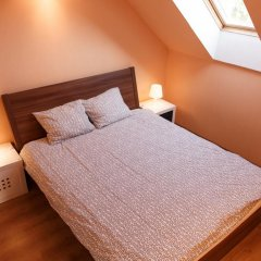 Апартаменты Vecbulduri Apartment Jurmala комната для гостей