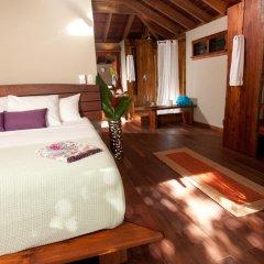 Отель Aqua Wellness Resort 4* Коттедж с различными типами кроватей фото 4