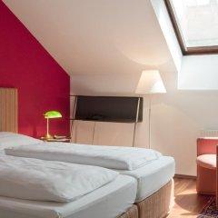 Hotel Kunsthof 3* Стандартный номер с различными типами кроватей фото 11