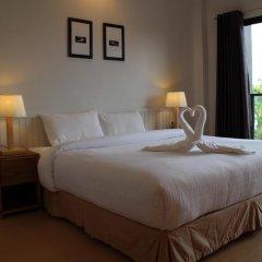 Отель Villa Gris Pranburi 3* Номер Делюкс с двуспальной кроватью фото 3