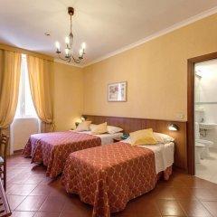 Отель Corona 3* Стандартный номер с двуспальной кроватью фото 6