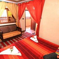 Отель Riad Atlas Prestige Стандартный номер с различными типами кроватей фото 9