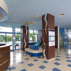 Hotel Blue Bay интерьер отеля фото 3