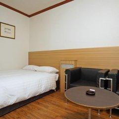 Itaewon Crown hotel 3* Стандартный номер с двуспальной кроватью