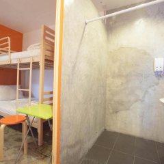 Отель Smile Buri House 3* Кровать в общем номере фото 14