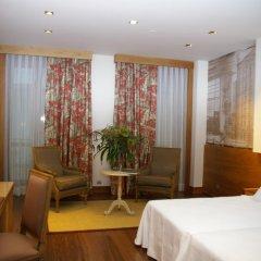 Gran Hotel La Perla 5* Стандартный номер фото 3