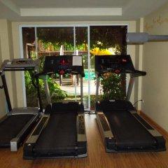 Отель Villa Thongbura 3* Студия с различными типами кроватей фото 11