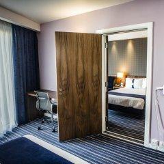 Отель Holiday Inn Express Manchester CC - Oxford Road Великобритания, Манчестер - отзывы, цены и фото номеров - забронировать отель Holiday Inn Express Manchester CC - Oxford Road онлайн удобства в номере